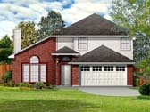 Plan Number 89935 - 1789 Square Feet