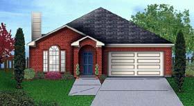 House Plan 89936