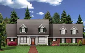 Plan Number 89941 - 2439 Square Feet