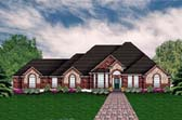 Plan Number 89953 - 2604 Square Feet