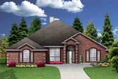 Plan Number 89956 - 2725 Square Feet