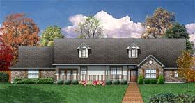 House Plan 89957