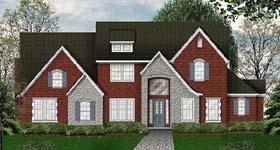 Plan Number 89961 - 3315 Square Feet