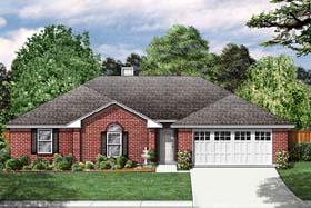 House Plan 89981