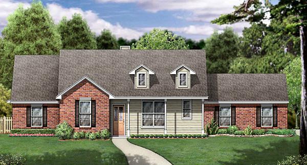 House Plan 89998