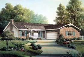 House Plan 90125