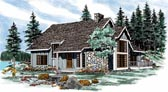 Plan Number 90208 - 1656 Square Feet