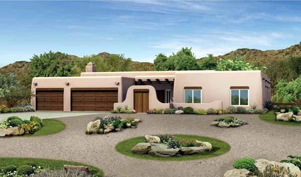 House Plan 90220