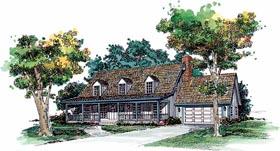 House Plan 90237