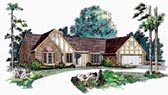 Plan Number 90248 - 1729 Square Feet
