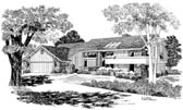 Plan Number 90254 - 3115 Square Feet