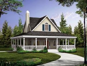 House Plan 90287