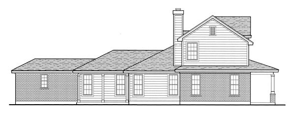 Country House Plan 90305