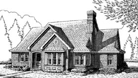 House Plan 90317