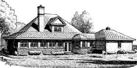 House Plan 90318