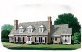 Plan Number 90320 - 4158 Square Feet