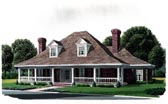Plan Number 90322 - 3180 Square Feet