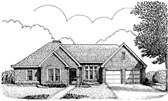 Plan Number 90324 - 2185 Square Feet