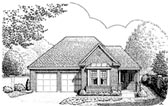 Plan Number 90327 - 1594 Square Feet