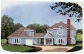 Plan Number 90332 - 2883 Square Feet