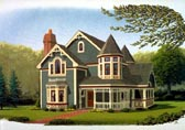 Plan Number 90342 - 2071 Square Feet