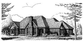 House Plan 90349