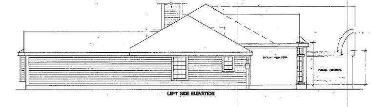 Contemporary, European, One-Story House Plan 90352 with 2 Beds, 2 Baths, 2 Car Garage Picture 1