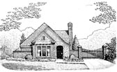 Plan Number 90356 - 1530 Square Feet