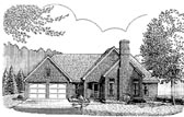 Plan Number 90361 - 1541 Square Feet