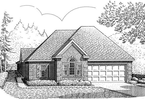 House Plan 90369