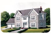 Plan Number 90380 - 2647 Square Feet
