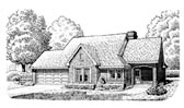 Plan Number 90383 - 1661 Square Feet