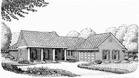 House Plan 90386