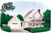Plan Number 90388 - 1682 Square Feet