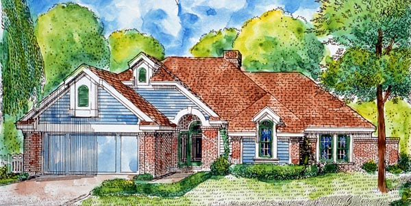 House Plan 90390