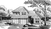 Plan Number 90392 - 1703 Square Feet