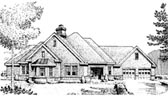 Plan Number 90393 - 2705 Square Feet
