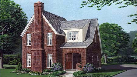 House Plan 90395