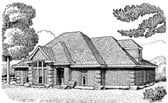 Plan Number 90396 - 2717 Square Feet