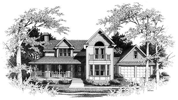 House Plan 90452