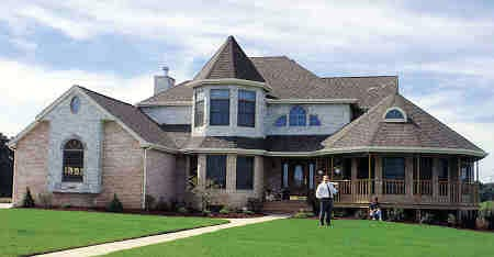 Victorian House Plan 90602