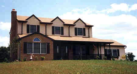 Country House Plan 90615