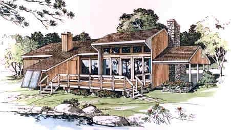 House Plan 90638