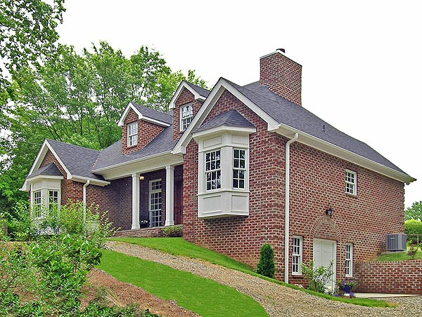 Cottage Country Ranch House Plan 90649