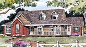House Plan 90663