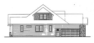 Country, Craftsman, Ranch House Plan 90667 with 4 Beds, 3 Baths, 2 Car Garage Picture 1