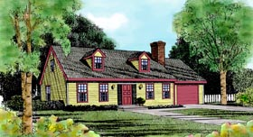 House Plan 90671