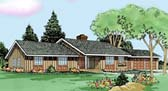 Plan Number 90676 - 1632 Square Feet