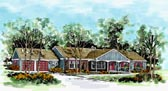Plan Number 90684 - 1590 Square Feet