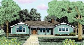 House Plan 90691